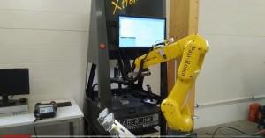 Aberlink robot